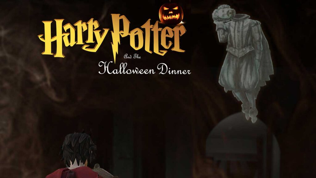 Harry Potter And The Halloween Dinner